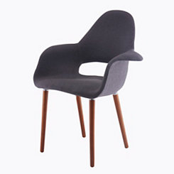 Dark Gray Conrad Accent Chair