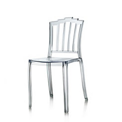 Brayden Clear Accent Chair