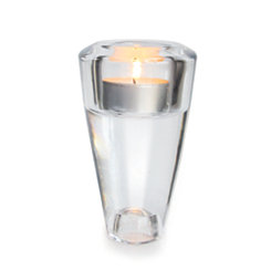 Lido Glass Votive Holder