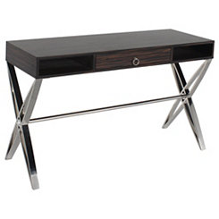 Xavier Mahogany Console Table