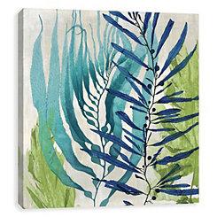 Sea Nature Canvas Art Print