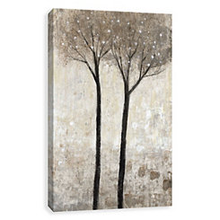 Ethereal Bloom Canvas Art Print