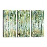 The Forest Canvas Art Prints, Set of 3