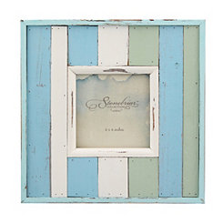 Decorative Painted Wood Frame, 4x4