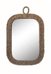 Nautical Rope Wall Mirror