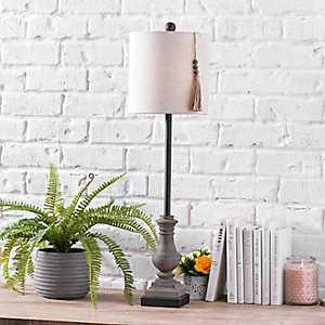 Allison Antique Brown Buffet Lamp