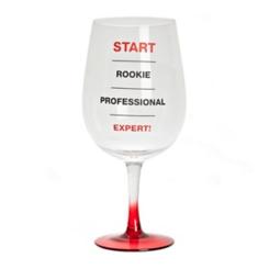 Skill Level Wine Glass, 27 oz.