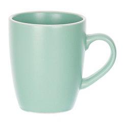 Aqua Square Mug