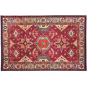 Ruby Noor 2-pc. Washable Scatter Rug