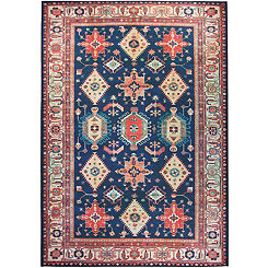 Sapphire Noor 2-pc. Washable Area Rug, 5x7