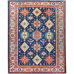 Sapphire Noor 2-pc. Washable Area Rug, 8x10
