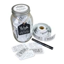 Happy Birthday Wish Jar Set