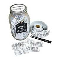 Anniversary Wish Jar Set
