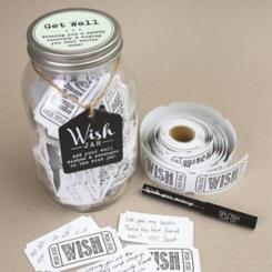 Get Well Wish Jar Set