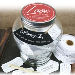 Love Note Jar Set