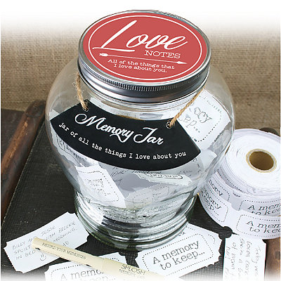 Love Note Jar Set