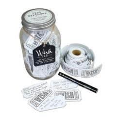 21st Birthday Wish Jar Set