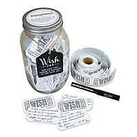 Engagement Wish Jar Set