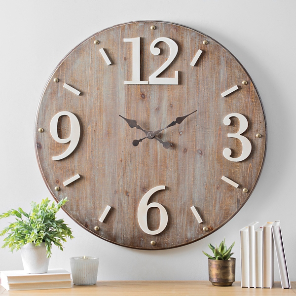 4 Ft Wall Clock Home Ideas