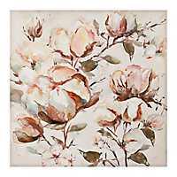 Cotton Bolls Canvas Art Print