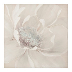 Graceful Magnolia Canvas Art Print