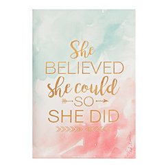 She Believed Sachet