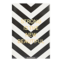 Strong Is the New Beautiful Sachet