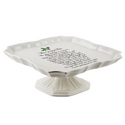 The Giving Plate Cake Stand