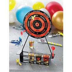 Bullseye Darts Drinking Game