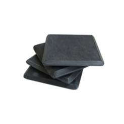 Slate Marble Coasters, Set of 4