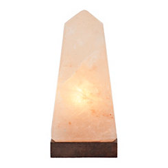 Himalayan Salt Monument Night Light