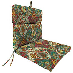 Boho Passage Chaise Outdoor Lounge Cushion
