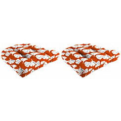 Ginko Outdoor 18 in. Seat Cushions, Set of 2