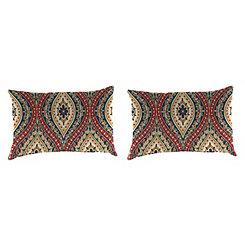 Jasmina Outdoor Accent Pillows, Set of 2