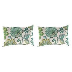 Busan Juniper Outdoor Accent Pillows, Set of 2