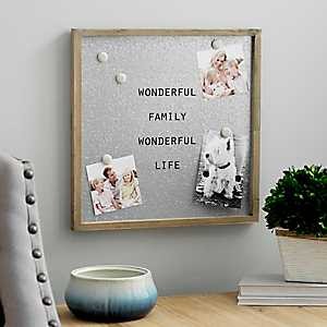 Wonderful Family Magnetic Collage Frame