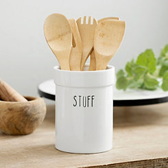 Ceramic Stuff Kitchen Canister