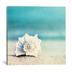 Beach Paradise Canvas Art Print