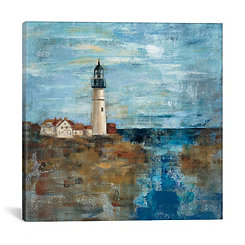 Lighthouse Dream Canvas Art Print