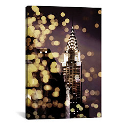 NYC Icon Canvas Art Print