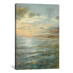 Serene Sea Canvas Art Print