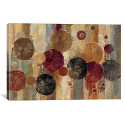 Pendulum Abstract Canvas Art Print