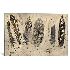Quill Canvas Art Print