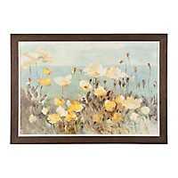 Fields of Yellow Framed Art Print