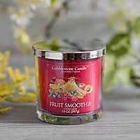 Fruit Smoothie Jar Candle