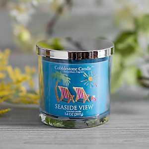 Seaside View Jar Candle