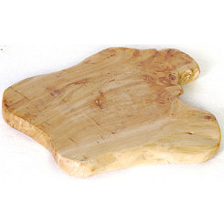 Abstract Wood Cutting Board