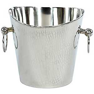 Crocodile Stainless Steel Champagne Bucket