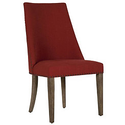 Paxton Deep Red Dining Chair