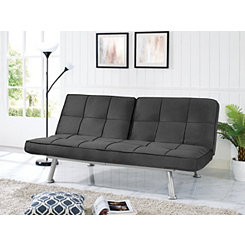 Carter Gray Convertible Sofa
